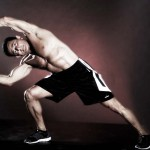 Double Punch Nitro Kick Kickboxing Exercise drill
