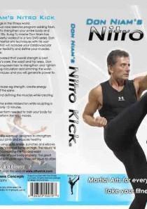 Nitro Kick 2 Disc DVD Set