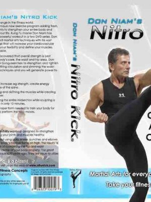 Nitro Kick 2 Disc DVD Set Price Includes Priority Mail US ONLY